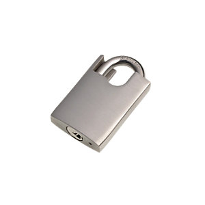 Wickes Padlock Stainless Steel 40mm