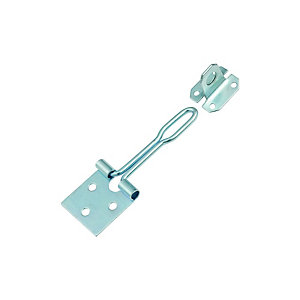 Wickes Wire Hasp and Staple Zinc 112mm