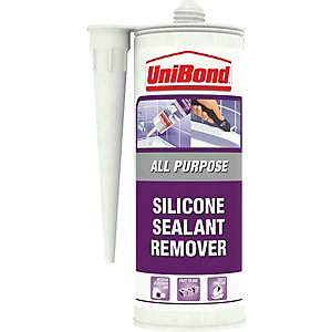 UniBond All Purpose Silicone Sealant Remover Cartridge 300ml