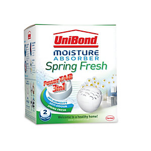 UniBond Bubble Fresh Scented Refills - Spring Flowers