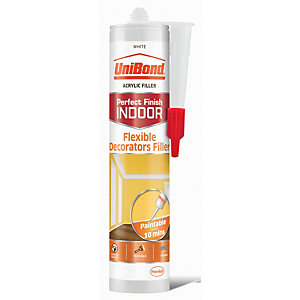 UniBond Flexible Decorators Filler White