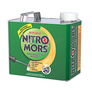 Nitromors Paint and Varnish Remover 2L
