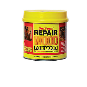 Unibond Repair Wood For Good Natural 560ml