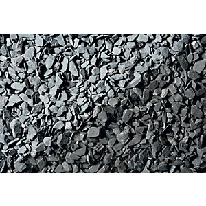 Wickes Blue Slate Chippings Jumbo Bag