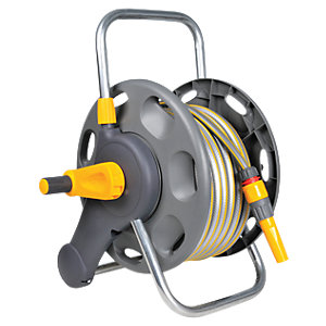 Hozelock 30m Hose Boxed Reel