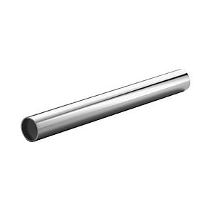 Wickes Waste Pipe Chrome Finish 40 x 1100mm