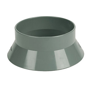 Wickes 110mm Weathering Collar Grey