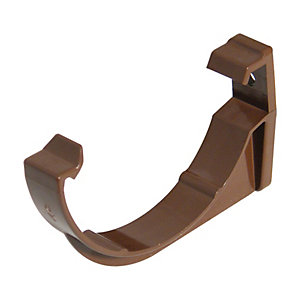 Wickes Brown Miniline Gutter Bracket