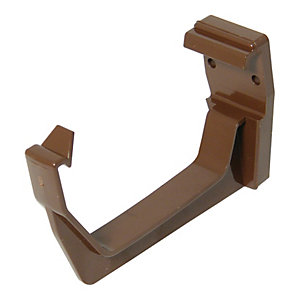 Wickes Brown Squareline Gutter Support Bracket