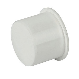 Wickes Pushfit Socket Plug 40mm