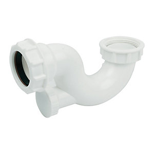 Wickes Bath & Shower Shallow Trap