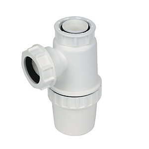 Wickes Bottle Trap 32mm
