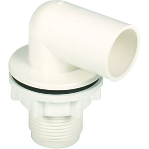 Wickes Overflow Tank Connector 22mm