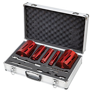 Spectrum MS5 Superfast Diamond Core Case 11 Piece