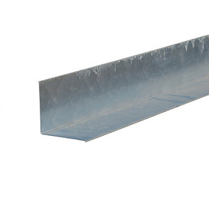 Catnic External Solid Wall Single Leaf Angle Lintel 2100mm ANG2100