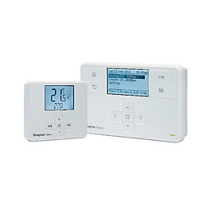 Drayton MiTime RF Pack 2 (2 Ch. Programmer + RF Room Thermostat)