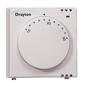 Drayton RTS2 Room Thermostat 240V