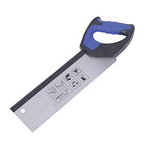 Wickes Fine Cut Tenon Saw 12in
