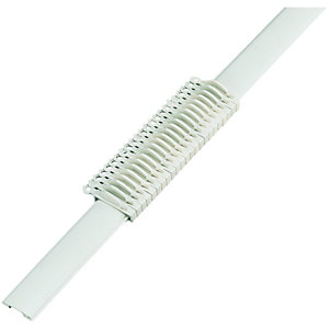 Wickes Plastic Curtain Track 1.8m