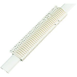 Wickes Plastic Curtain Track 2.7m