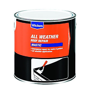 Wickes All Weather Roof Repair Mastic 2.5kg