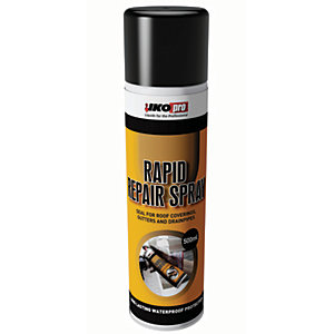 IKOpro Rapid Repair Roof and Gutter Spray 500ml