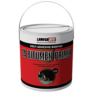 Wickes Primer For Easy Seal Roofing Felts 2.5L