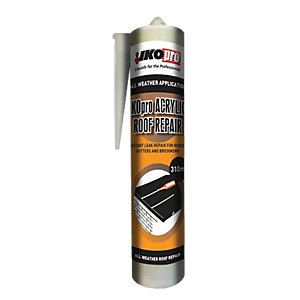 Wickes Acrylic Roof Repair 310ml