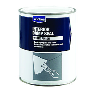 Wickes Interior Damp Seal White 1L