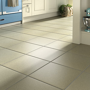 Wickes Twilight Grey Matt Porcelain Floor Tile 333x333mm