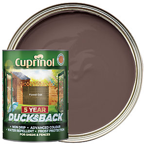 Cuprinol 5 year Ducksback Forest Oak 5L