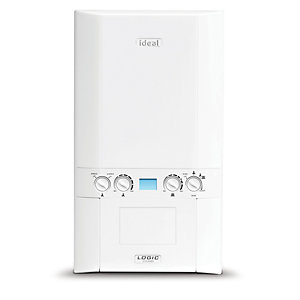 Ideal 210804 Logic 24kW Condensing Natural Gas Combination Boiler