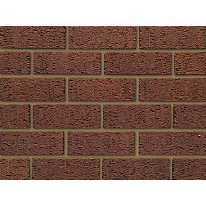 Ibstock Brick Anglian Red Multi Rustic
