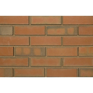 Ibstock Brick Chesterton Multi Red Smooth