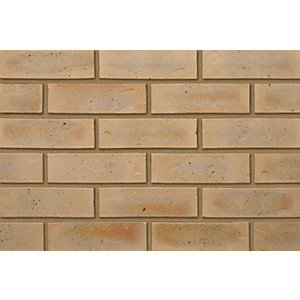 Ibstock Brick Dorket Head Hardwicke Minster Cream Blend