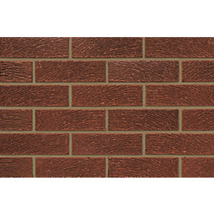 Ibstock Brick Throckley Red Rustic