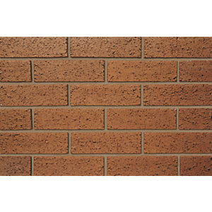 Ibstock Brick Throckley Mixed Red Textured