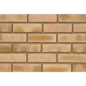 Ibstock Brick Leicester Multi Yellow Stock