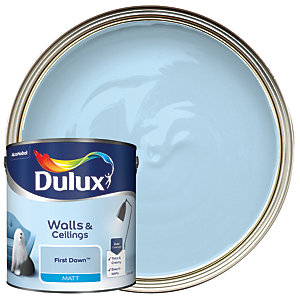 Dulux Matt Emulsion Paint First Dawn 2.5L