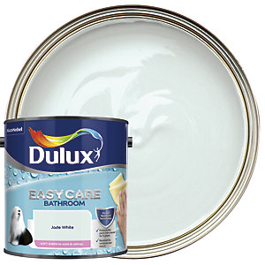 Dulux Bathroom+ Soft Sheen Emulsion Paint Jade White 2.5L