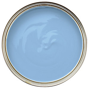 Dulux Bathroom+ Soft Sheen Emulsion Paint Blue Lagoon 2.5L