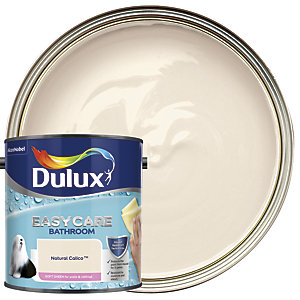 Dulux Bathroom+ Emulsion Paint Natural Calico 2.5L