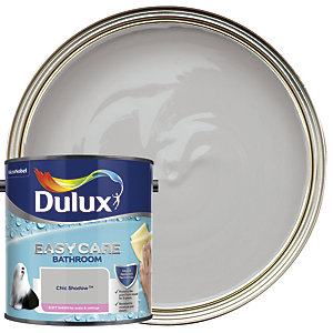 Dulux Bathroom+ Soft Sheen Emulsion Paint Chic Shadow 2.5L