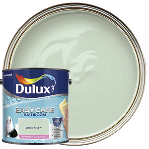 Dulux Bathroom+ Soft Sheen Emulsion Paint Willow Tree 2.5L