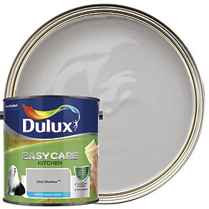 Dulux Kitchen+ Matt Emulsion Paint Chic Shadow 2.5L