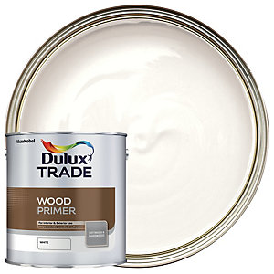 Dulux Trade Wood Primer White 1L
