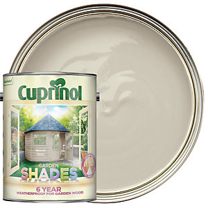 Cuprinol Garden Shades Natural Stone 5L