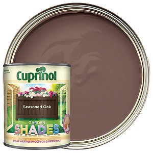 Cuprinol Garden Shades Seasoned Oak 1L