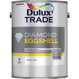 Dulux Diamond Eggshell Light & Space Lumitec Base 5L