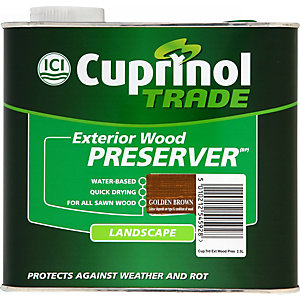Wood dyes varnishes woodcare travis perkins Cuprinol exterior wood preserver clear